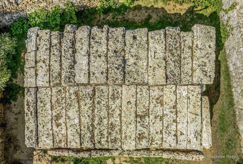 Centopietre - tetto