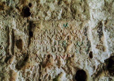 Iscrizione comandante romano