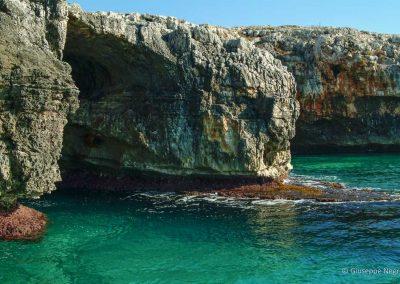 Grotte del fiume