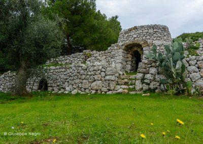 Le pietre in più - Percorso Leuca Piccola