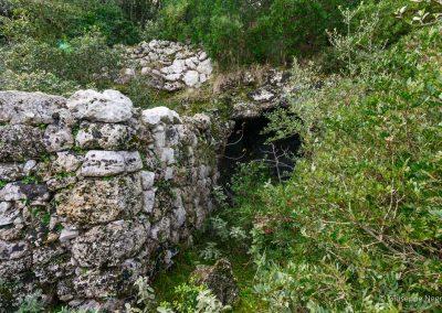Mura sulla collina